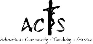Image result for ACTS logo